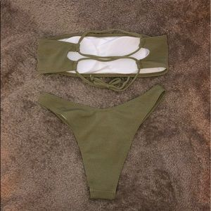 Zaful Swim - brand new zaful bikini set